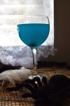 Devil In A Blue Dress Cocktail
