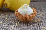 Cheesecake Lemon Drops