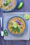 Mexican Street Corn Chicken Chili